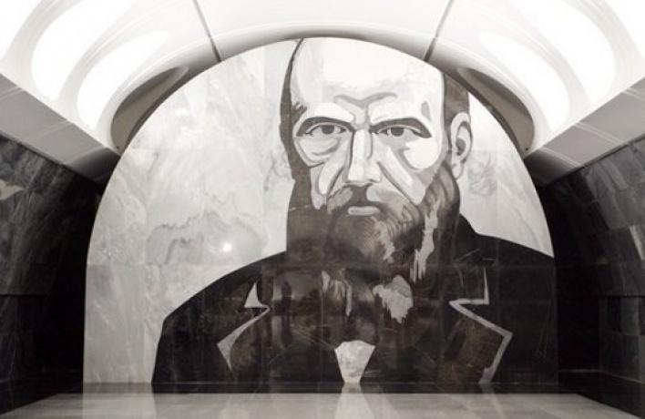 Новое метро: как вам «Достоевская» и«Марьина роща»?