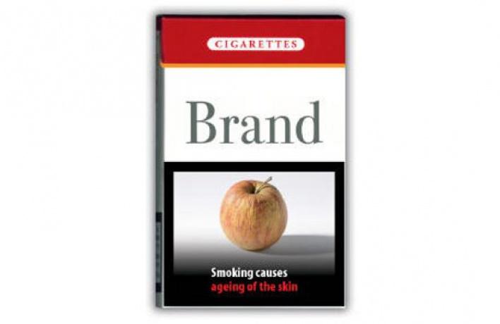Сигаретные пачки наденут траур