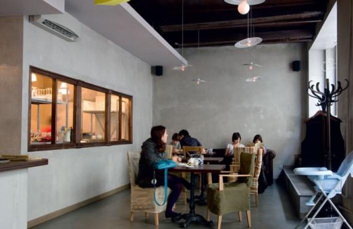 Ресторан Студии Артемия Лебедева