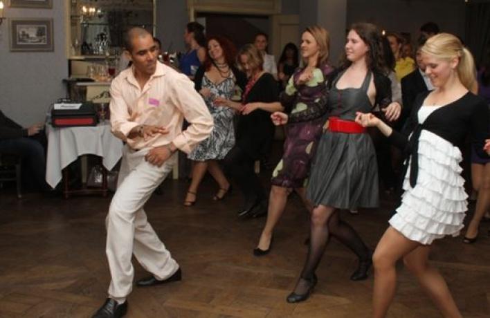 Танцевальный девичник отGallaDance