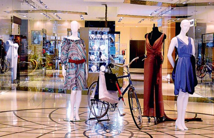Галерея бутиков Esfera
