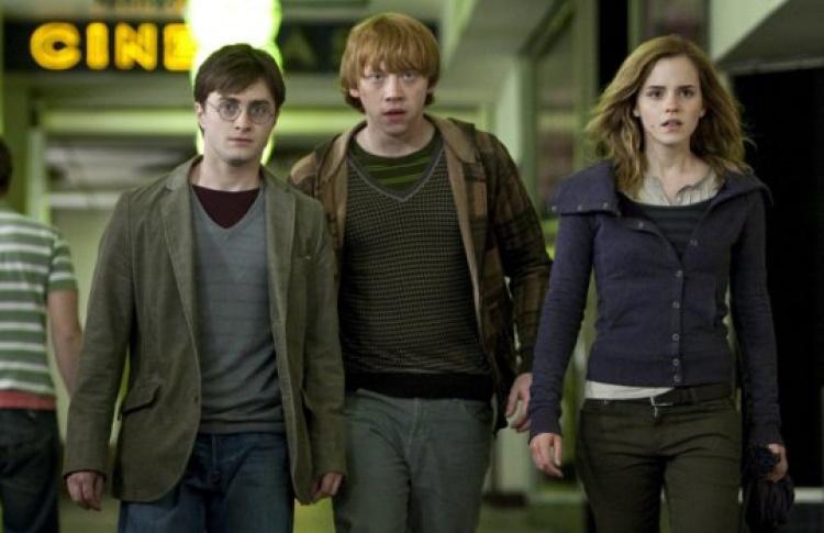 Первый трейлер нового «Гарри Поттера» появился всети
