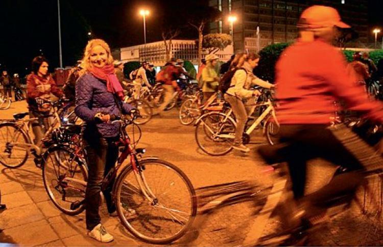 Экскурсия на велосипеде