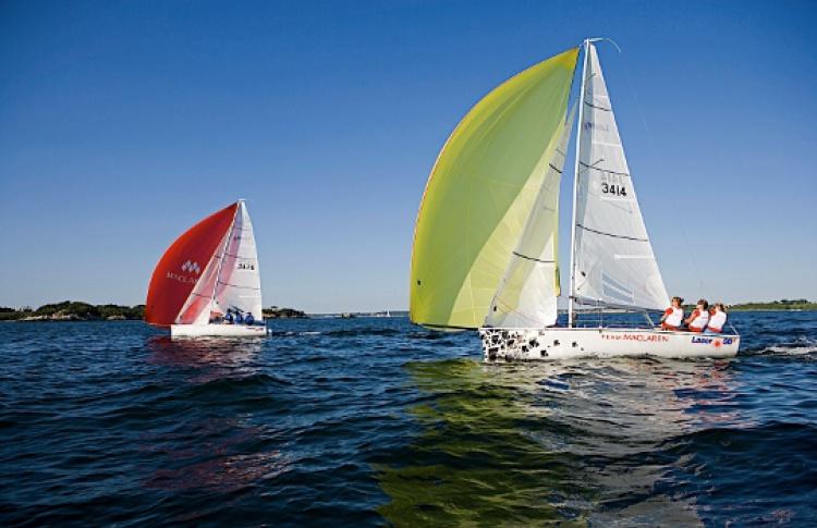 """Регата """"Beauty Of Sailing"""""""