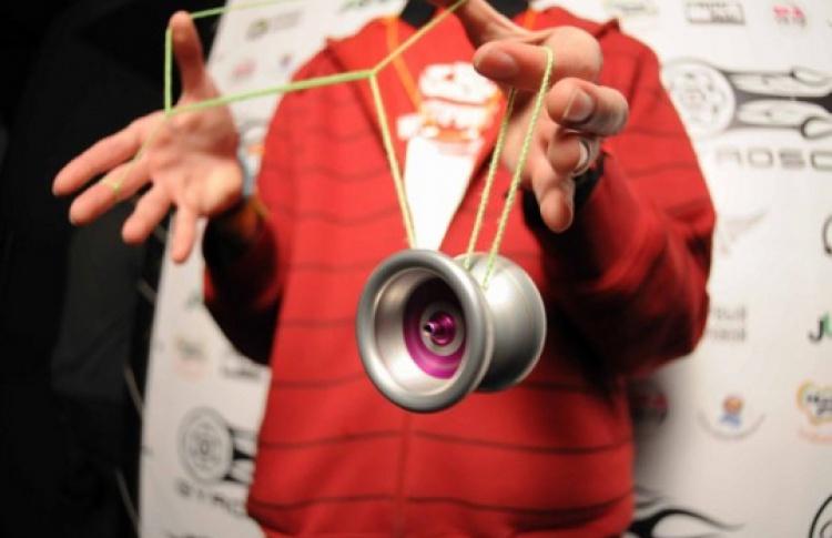 """Московский фестиваль йо-йо и скиллтойс 2010 """"AERO-YO Fest"""""""