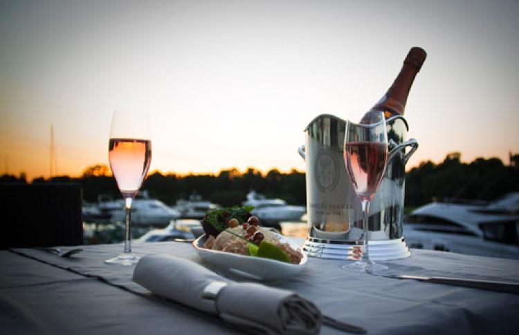 Открытие Restaurant & Resort LeCristal