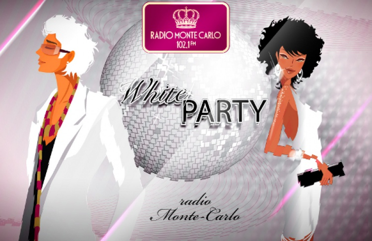 White Party от радио Monte Carlo
