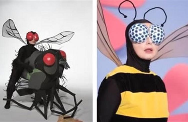Власти Москвы заставят любить мух