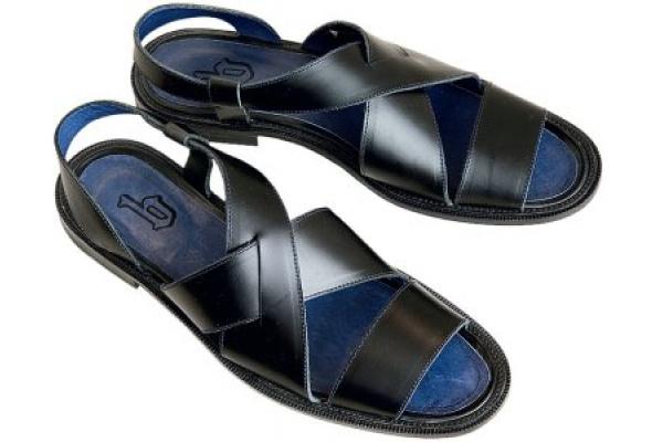 Мужские сандалии - Фото №3