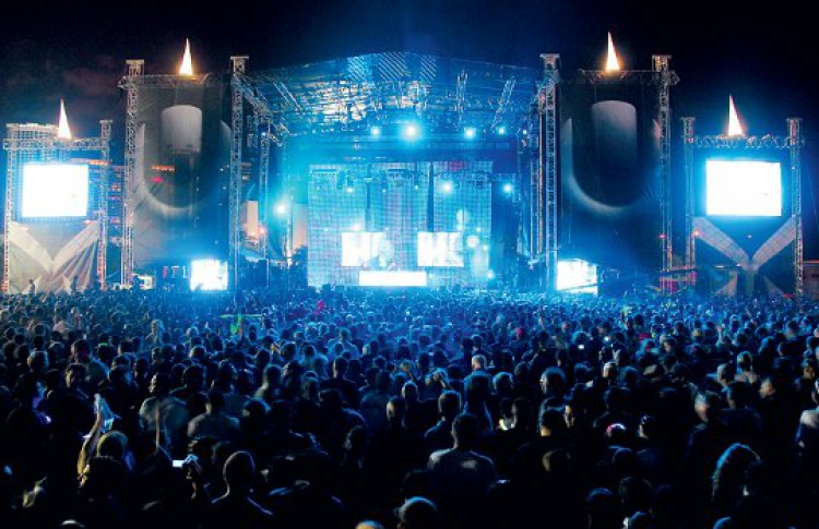 Ultramusic Festival 2010