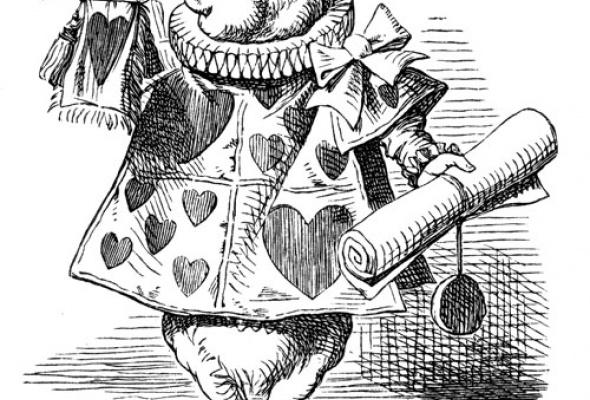 Выставка иллюстраций Джона Тенниела к«Алисе вСтране Чудес» - Фото №0