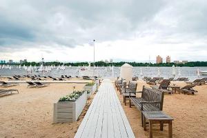 5лучших городских пляжей