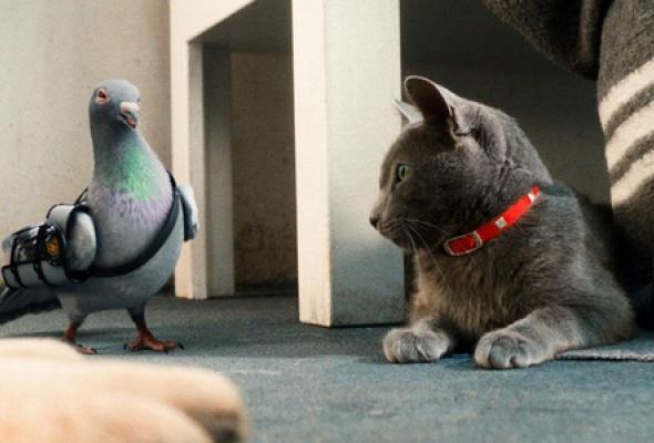 Кошки против собак: Месть Китти Галор - Фото №0