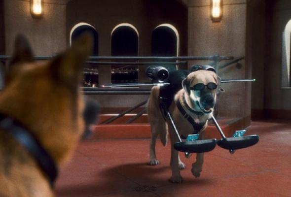 Кошки против собак: Месть Китти Галор - Фото №2