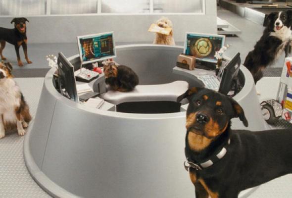 Кошки против собак: Месть Китти Галор - Фото №6