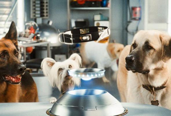 Кошки против собак: Месть Китти Галор - Фото №7