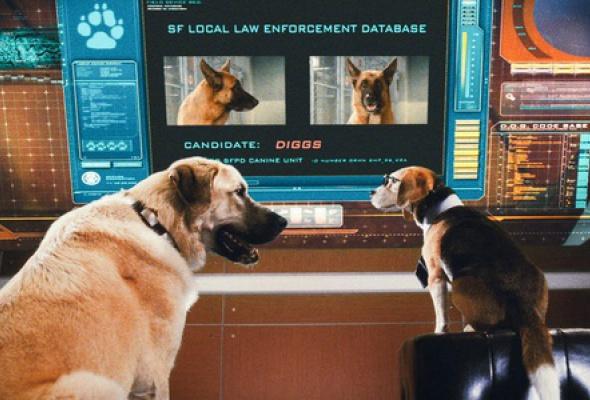 Кошки против собак: Месть Китти Галор - Фото №8