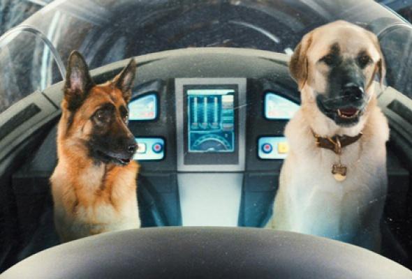 Кошки против собак: Месть Китти Галор - Фото №11
