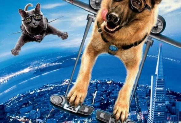 Кошки против собак: Месть Китти Галор - Фото №14