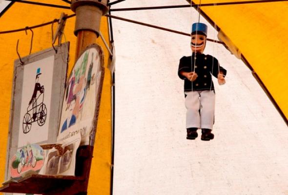 Бродячий театр-цирк Giroldon - Фото №2