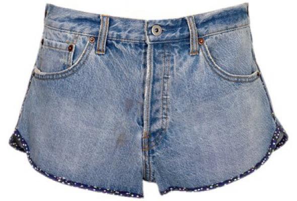 Как выбрать джинсовые шорты - Фото №1