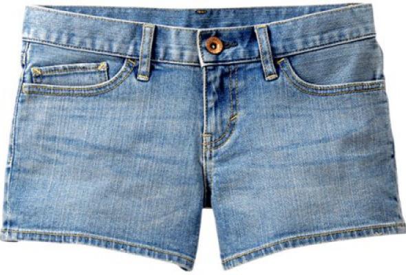 Как выбрать джинсовые шорты - Фото №2