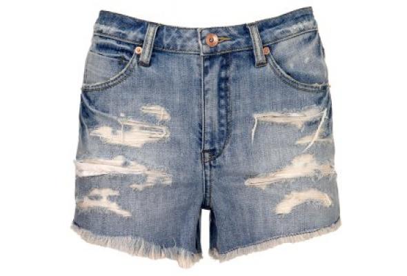 Как выбрать джинсовые шорты - Фото №4