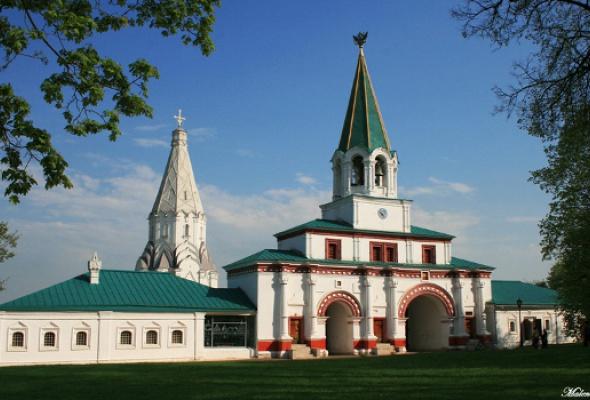 Музей-заповедник Коломенское - Фото №1