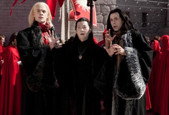 Вампирский засос - Фото №4