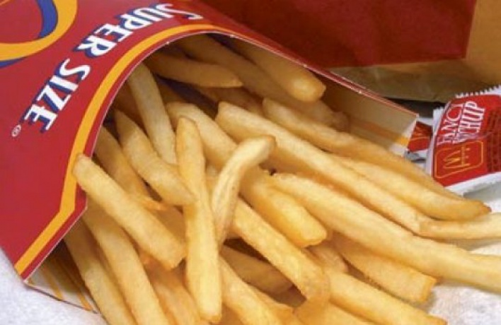 В«Макдоналдс» нашли кишечную палочку