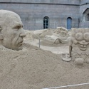 Фестиваль песчаных скульптур— 2010