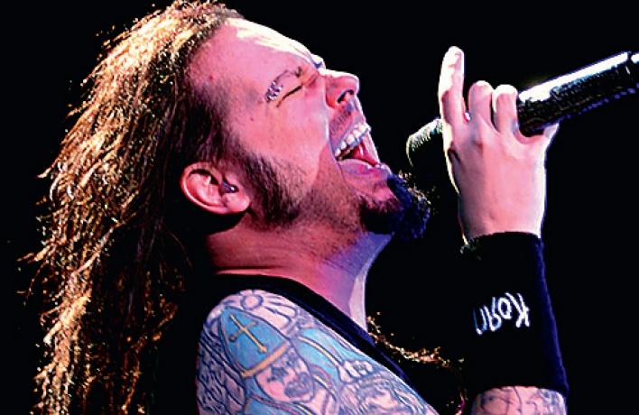 Korn записали новый альбом