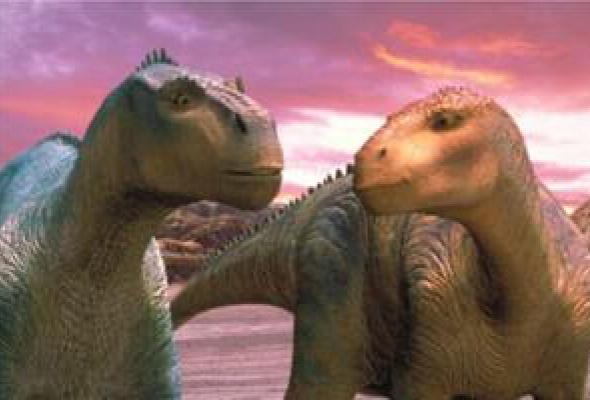 Динозавр - Фото №0