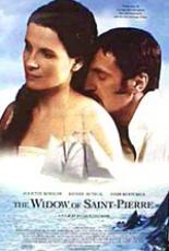 Вдова с острова Сен-Пьер