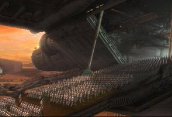 Звездные Войны: Эпизод II - Атака клонов - Фото №2