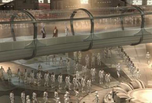 Звездные Войны: Эпизод II - Атака клонов - Фото №20