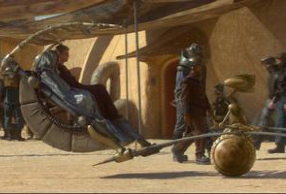 Звездные Войны: Эпизод II - Атака клонов - Фото №5