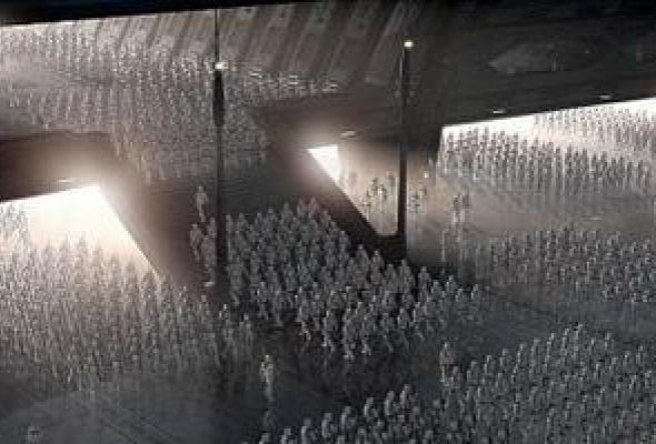 Звездные Войны: Эпизод II - Атака клонов - Фото №11