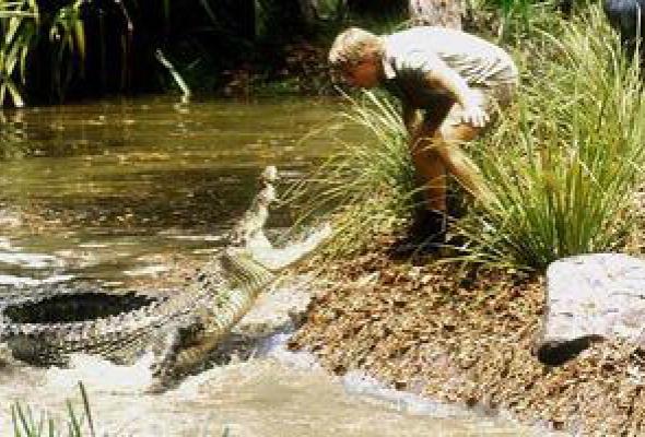 Охотник на крокодилов. Опасный курс - Фото №0