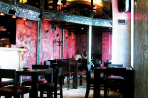 """Lounge Cafe """"Бархат"""""""