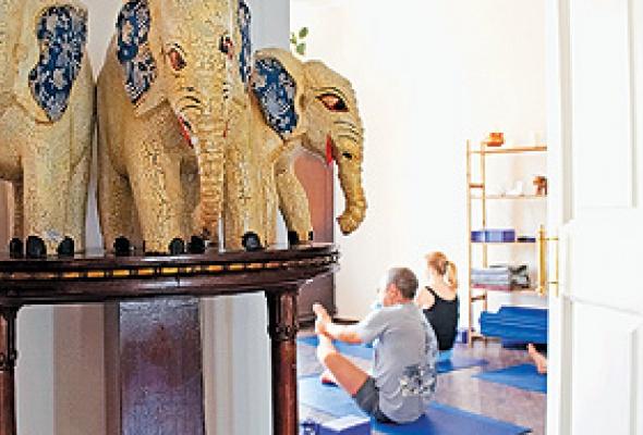 NYM Yoga & Spa на Садовой-Каретной - Фото №0