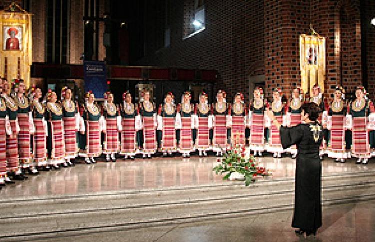 V Московский Пасхальный фестиваль. Вечер Грузинских хоров