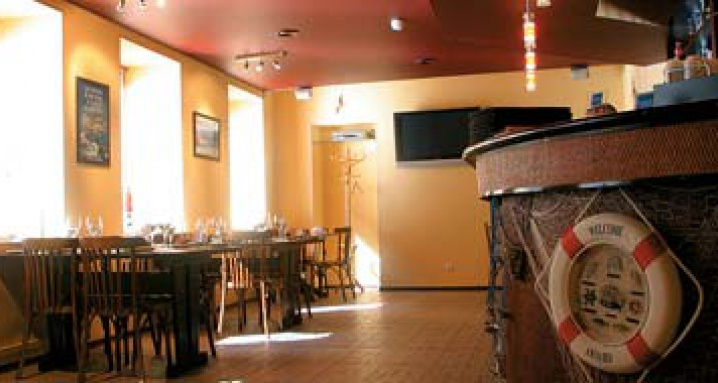 Устричный бар
