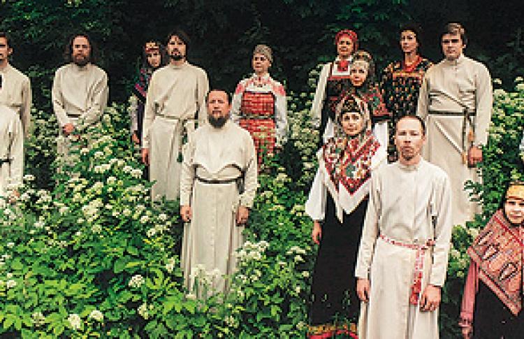 """V Московский Пасхальный фестиваль. Ансамбль """"Сирин"""""""