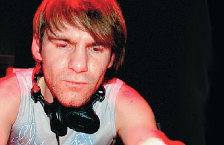 DJ Габриель Ананда (Германия)