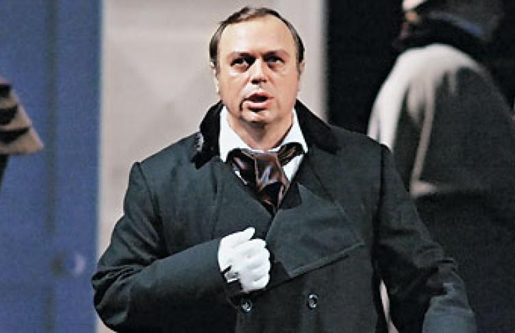 Звезды мировой оперы в Москве. Владимир Галузин (тенор)