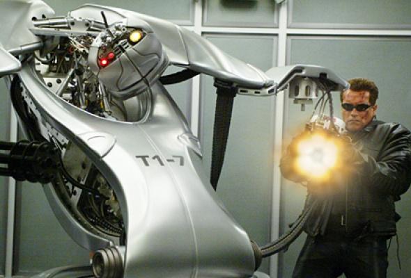 Терминатор 3: восстание машин - Фото №13