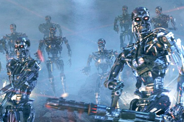 Терминатор: Да придёт спаситель / Terminator Salvation (2009) TSRip.