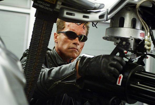 Терминатор 3: восстание машин - Фото №1