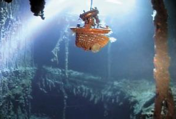 Призраки бездны: Титаник - Фото №7